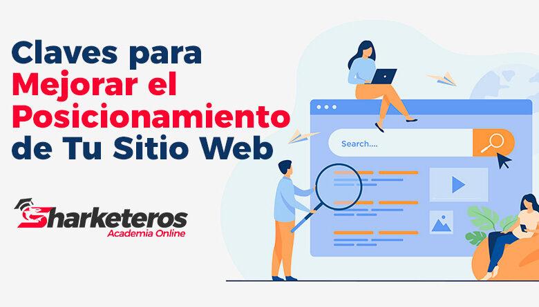 Claves para Mejorar el Posicionamiento de Tu Sitio Web