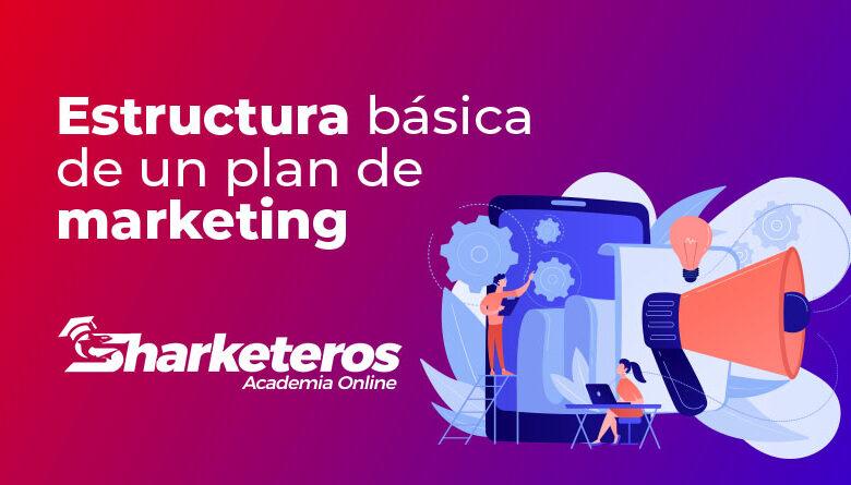 Estructura básica de un plan de marketing