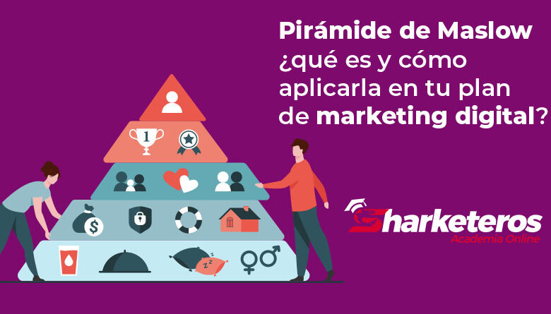 Pirámide de Maslow ¿Qué es y cómo aplicarla en tu plan de marketing digital?